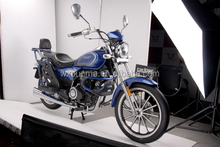 excellent performance Chinese powerful EEC150cc heavy motorcycle with ZONGSHEN engine