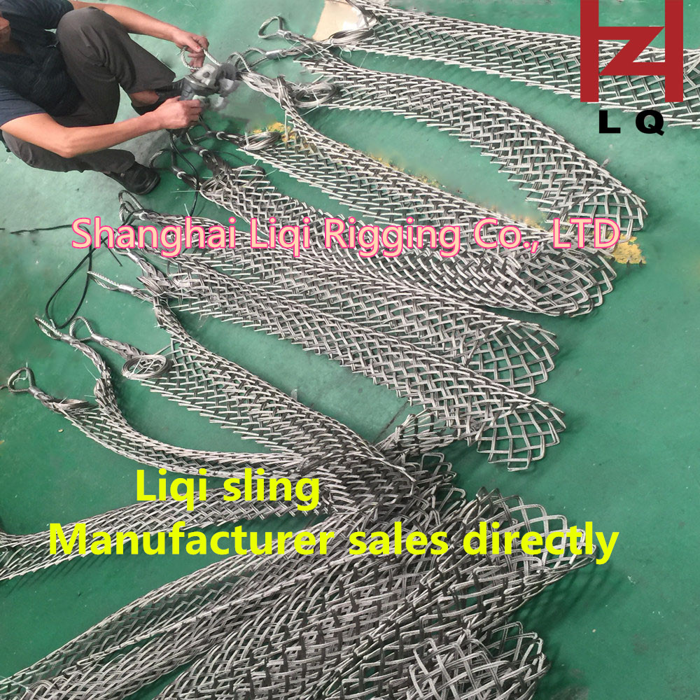 Lace-up,Pre-laced Mesh Grip For 101-115mm In Coaxial Cable - Buy ...