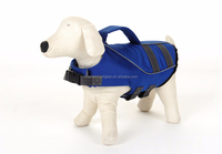 Wholesale High Quality New Design Blue Pet Dog Life Jacket PT169
