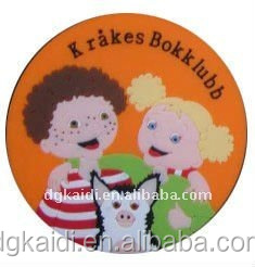 Lovely promotional cheap family pack coaster