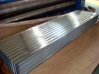 2015 New product Galvanized Corrugated Steel Sheet / roofing metal sheet / Zinc coated steel