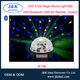 JK106 For home party blue tooth speaker music flash led disco light