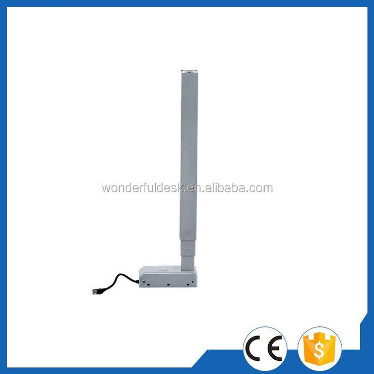 Good quality hot sale two post electric lifting column