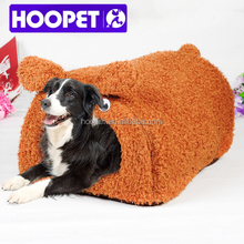 HOOPET pet products dog tiny house cute cartoon shaped funny dog beds cat tunnel