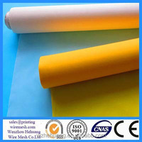 Free Printing screen mesh polyester monofilament