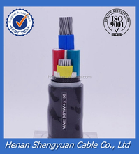 PVC insulated steel tape armoured aluminium cables