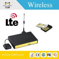 F3825 4G LTE VPN Openwrt Industrial 4G wireless Router with sim card slot GSM EVDO MC7700