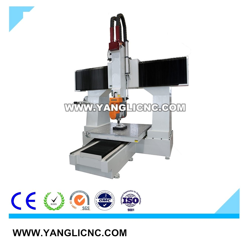 OSAI controller 5-axis cnc machine with hot sale price