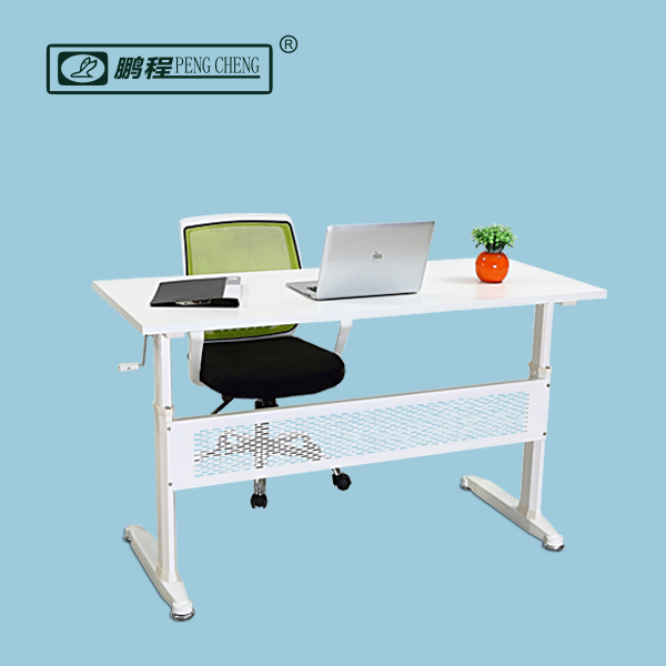 European Style Office Double Sided Office Ergonomic Convenient Desk