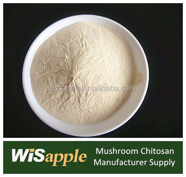 Factory Supply Chitosan Extract from Mushroom