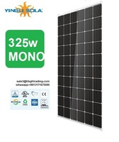 sunpower yingli strong frame structure of shingles solar panel in the philippines