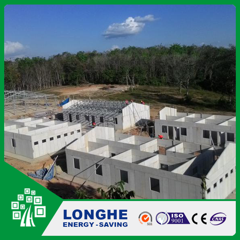 Economy construction wall material lightweight concrete blocks
