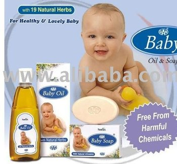 Ban Baby Oil, Soap