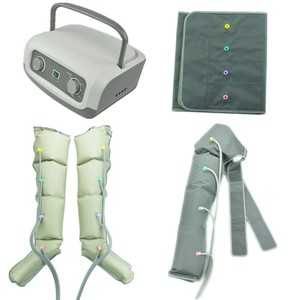 Lymph Edema pneumatic air compression lamb pressotherapy therapy