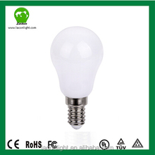 360 led bulb E14 mignon 4W 450LM CE& RoHs approval Full brightness, no any blind angle