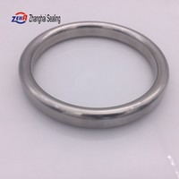 stainless steel rtj gaskets Flange seals asme b16.20 api 6a