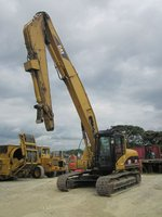 High Lift Excavator Used Caterpillar 320 CL <SOLD OUT>