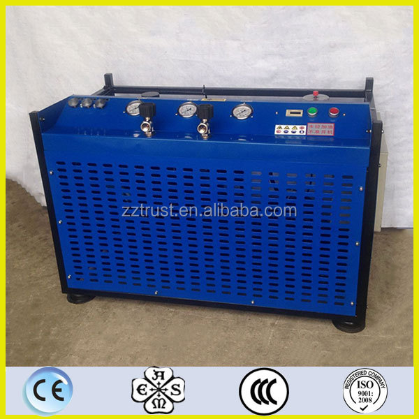 5.5HP 300bar scuba diving portable air compressor for sale
