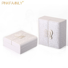 Jewelry Packaging Box Makeup Case jewelry Organizer Gift Box