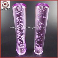 universal acrylic crystal momo car gear shift knob