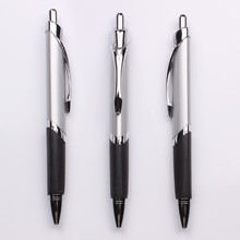 Triangle shape durable custom new promotional metal ballpoint pen