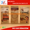 Guangzhou Huacang hot food bags deliverybags, food paper bag penang