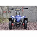 Cheap 49cc gas powered 4 wheel Motorcycle quad atv sale with CE
