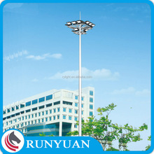 classical 20-40m lighting pole used for street