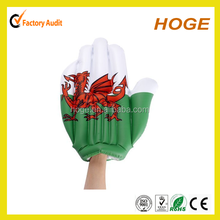 Custom PVC advertising inflatable hand