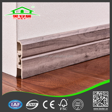 Wholesale Waterproof Rubber Wall Baseboard For Vinyl Floor