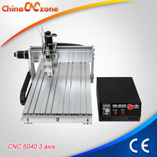 usb CNC 6040 3 Axis router engraving Milling Machine with mach4 controller