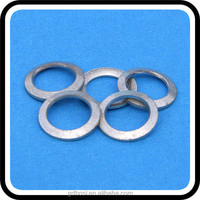 High Quality and precision metal shoulder washer manufacturer with ISO:9001:2008