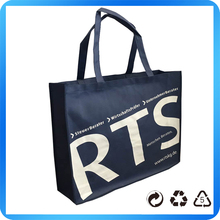 OEM Supermarket PP Non Woven Laminated Shopping Bag