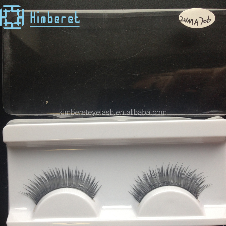 New ramie silk eyelashes invisible band eyelashes beautier eyelashes
