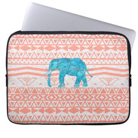 Colorful Neoprene Laptop Sleeve