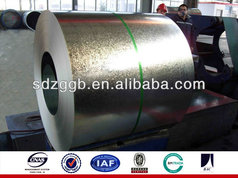 galvanized steel coil / GI steel coil, zinc coated