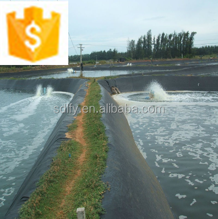 trade assurance HDPE Geomembrane for roof garden anti-seepage