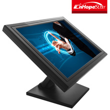LED Touch Screen Monitor 15 inch 17 inch 19 inch Capacitive /resistive Touchscreen Monitor For Desktop Computer