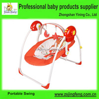 Experienced Baby Safety Products Supply Baby Automatic Cradle Swing, Baby Electric Hanging Cradle Swing