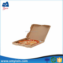 Corrugated paper pizza boxes cartons