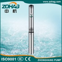3 Inch 2 Inch 1.5HP Deep Suction Well Submersible Water Pump 1HP