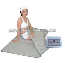 hot sale portable infrared thermal slimming blanket with sliming machine