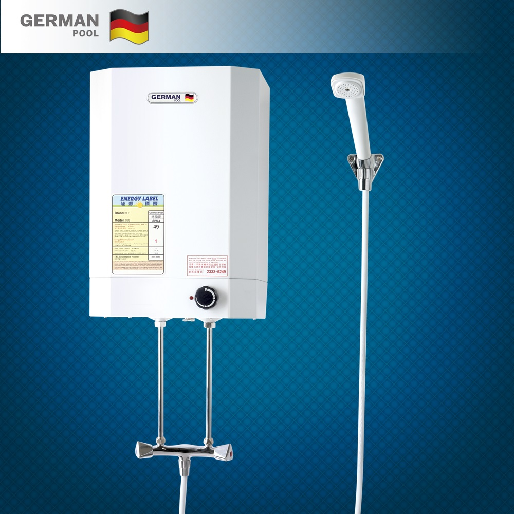 GermanPool Custom Design Pollution free 380V Water Saving modular Hotel use with Tank vertical Heat water Supplier