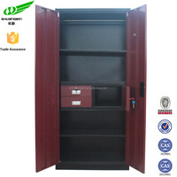 Hot Children Kids Custom Cabinet metal mini wardrobe with drawer