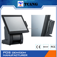 Tuocang TC-i7 15 inch Touch Screen pos electronic payments