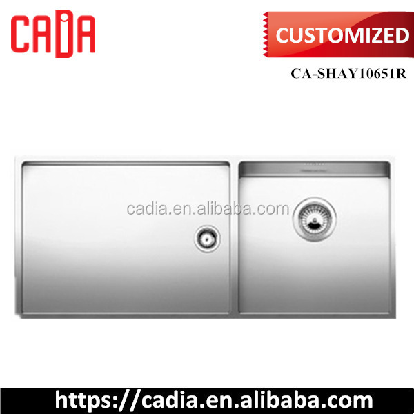 China high quality OEM Cheap Kitchen Appliance Undermount Sinks