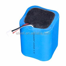 High Power 3.7V 5000mAh 20C Discharge Rechargeable lithium li-ion polymer battery