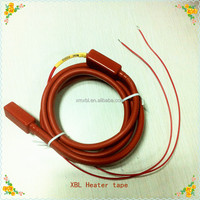 Anti-condensation silicon flexible heating cable with NiCr alloy conductor