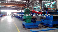 Corrugated Web H-beam Automatic Welding Line