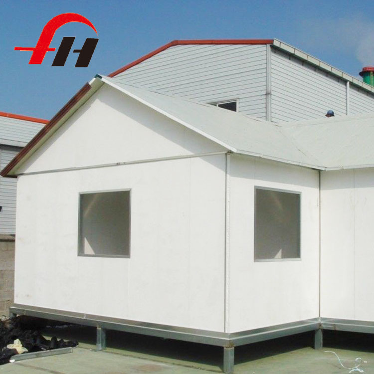 factory price Cheap or luxury light steel structure prefabricated container house